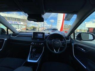 2020 Toyota RAV4 Axah54R GXL eFour White 6 Speed Constant Variable Wagon Hybrid