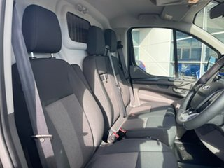 2019 Ford Transit Custom VN 2019.75MY 340S (Low Roof) Black 6 Speed Automatic Van