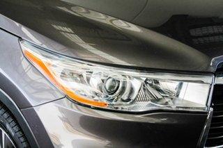 2014 Toyota Kluger GSU50R GXL (4x2) Predawn Grey 6 Speed Automatic Wagon