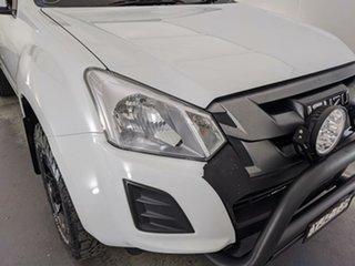 2016 Isuzu D-MAX MY17 SX Crew Cab Black 6 Speed Sports Automatic Utility.