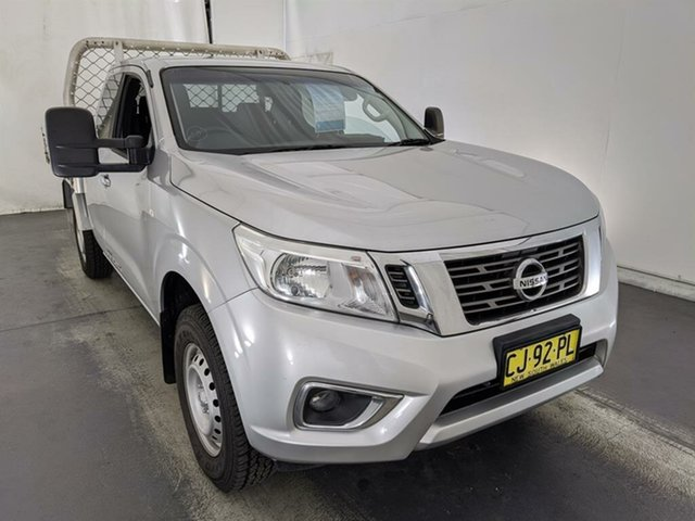 Used Nissan Navara D23 S2 RX King Cab 4x2 Maryville, 2016 Nissan Navara D23 S2 RX King Cab 4x2 Silver 6 Speed Manual Cab Chassis
