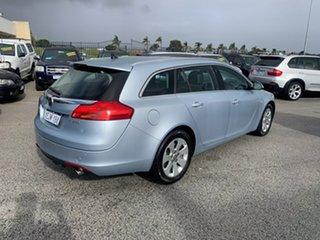 2013 Opel Insignia GA Sports Tourer Blue 6 Speed Automatic Wagon