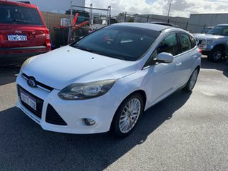 2011 Ford Focus LW Sport 6 Speed Automatic Hatchback.