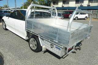 2004 Holden Crewman VZ S White 4 Speed Automatic Utility