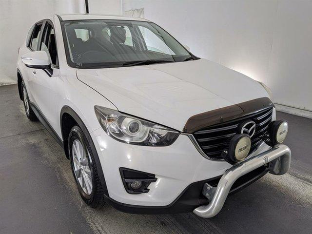 Used Mazda CX-5 KE1072 Maxx SKYACTIV-Drive Sport Maryville, 2016 Mazda CX-5 KE1072 Maxx SKYACTIV-Drive Sport White 6 Speed Sports Automatic Wagon