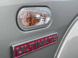 2011 Volkswagen Amarok 2H TDI400 4Motion Perm Ultimate Silver 6 Speed Manual Utility.