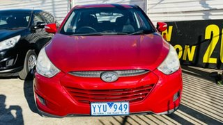 2012 Hyundai ix35 LM MY12 Active Red 6 Speed Sports Automatic Wagon