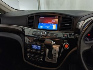2011 Nissan Elgrand PE52 Highway Star Premium Black 6 Speed Constant Variable Wagon