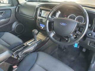 2011 Ford Escape ZD MY10 Grey 4 Speed Automatic SUV