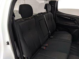 2016 Isuzu D-MAX MY17 SX Crew Cab Black 6 Speed Sports Automatic Utility