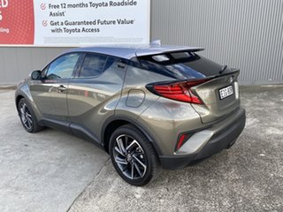 2019 Toyota C-HR NGX10R Koba S-CVT 2WD Oxide Bronze 7 Speed Constant Variable Wagon