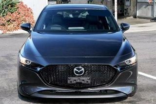 2021 Mazda 3 BP2H7A G20 SKYACTIV-Drive Touring Grey 6 Speed Sports Automatic Hatchback.