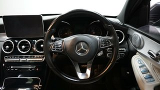 2016 Mercedes-Benz C-Class W205 806+056MY C200 7G-Tronic + Tenorite Grey 7 Speed Sports Automatic