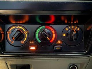 2011 Nissan Patrol GU 6 Series II ST White 5 Speed Manual Cab Chassis