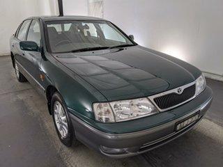 2000 Toyota Avalon MCX10R Grande Green 4 Speed Automatic Sedan.