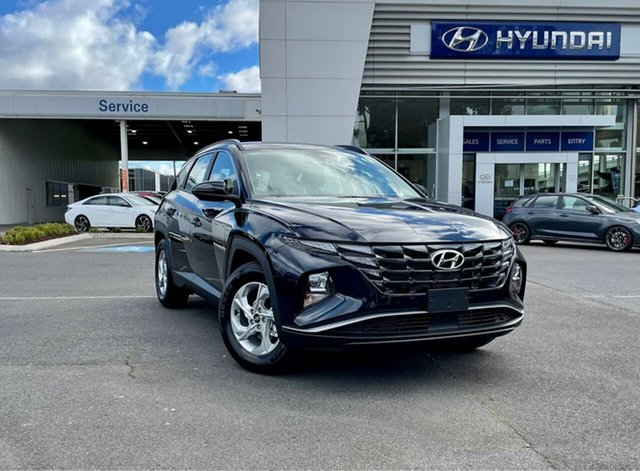 New Hyundai Tucson NX4.V1 MY22 2WD South Melbourne, 2021 Hyundai Tucson NX4.V1 MY22 2WD Deep Sea 6 Speed Automatic Wagon