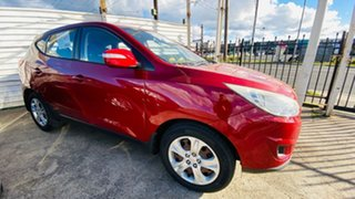 2012 Hyundai ix35 LM MY12 Active Red 6 Speed Sports Automatic Wagon.