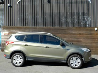 2013 Ford Kuga TF Ambiente AWD Green 6 Speed Sports Automatic Wagon.