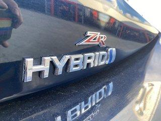 2020 Toyota Corolla ZWE211R ZR E-CVT Hybrid Peacock Black 10 Speed Constant Variable Hatchback