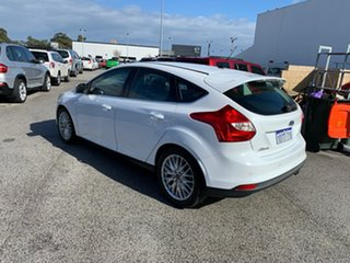 2011 Ford Focus LW Sport 6 Speed Automatic Hatchback