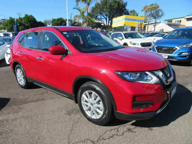 Used Nissan X-Trail T32 Series II ST X-tronic 2WD Mount Gravatt, 2019 Nissan X-Trail T32 Series II ST X-tronic 2WD Red 7 Speed Constant Variable Wagon