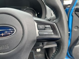 2015 Subaru WRX STI - Hyper Blue Blue Manual Sedan
