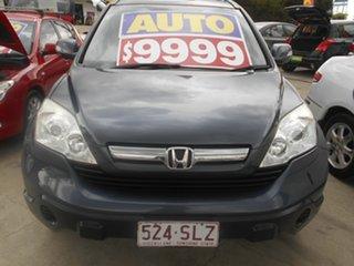 2008 Honda CR-V RE MY2007 4WD Grey 5 Speed Automatic Wagon.