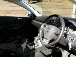 2010 Volkswagen Passat Type 3C MY10.5 118TSI DSG Silver 7 Speed Sports Automatic Dual Clutch Sedan