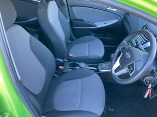 2014 Hyundai Accent RB2 MY15 Active 4 Speed Automatic Hatchback