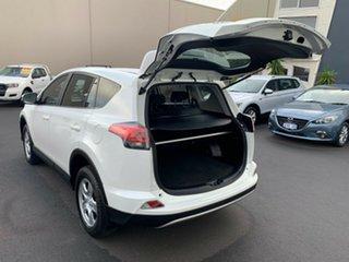 2017 Toyota RAV4 ZSA42R GX 2WD White 7 Speed Constant Variable Wagon