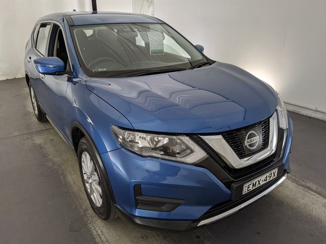 Used Nissan X-Trail T32 Series II ST X-tronic 2WD Maryville, 2019 Nissan X-Trail T32 Series II ST X-tronic 2WD Blue 7 Speed Constant Variable Wagon