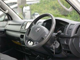 2016 Toyota HiAce KDH201R White 4 Speed Automatic Van.