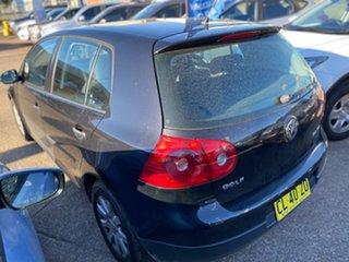 2007 Volkswagen Golf V MY08 Comfortline DSG 6 Speed Sports Automatic Dual Clutch Hatchback.