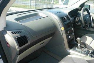 2001 Ford Falcon AU II XLS Super Cab Blue 5 Speed Manual Cab Chassis