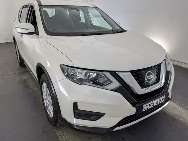 Used Nissan X-Trail T32 Series II ST X-tronic 2WD Maryville, 2019 Nissan X-Trail T32 Series II ST X-tronic 2WD White 7 Speed Constant Variable Wagon