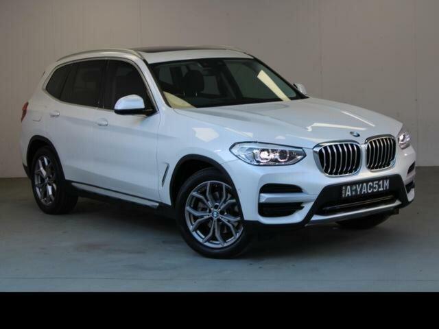 Used BMW X3 G01 xDrive20d Phillip, 2018 BMW X3 G01 xDrive20d White 8 Speed Automatic Wagon