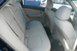 2006 Kia Cerato LD MY07 EX Blue 4 Speed Automatic Sedan