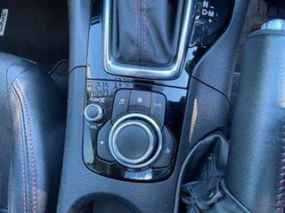 2015 Mazda 3 BM5438 SP25 SKYACTIV-Drive GT White 6 Speed Sports Automatic Hatchback