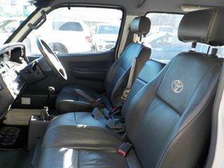 2004 Toyota HiAce LH172R LWB White 5 Speed Manual Van
