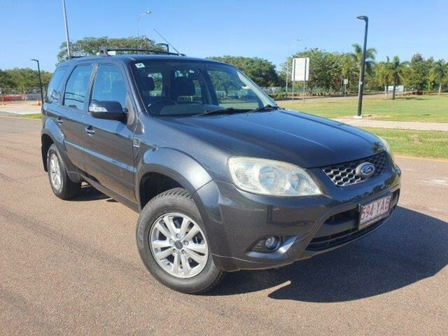 Used Ford Escape ZD MY10 Townsville, 2011 Ford Escape ZD MY10 Grey 4 Speed Automatic SUV