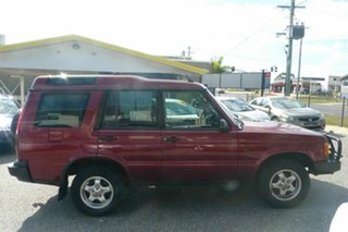 2000 Land Rover Discovery II 00.5MY Td5 Red 4 Speed Automatic Wagon.