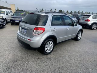 2014 Suzuki SX4 GY Crossover Silver Continuous Variable Hatchback