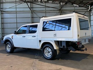 2009 Ford Ranger PJ XL White 5 Speed Manual Cab Chassis