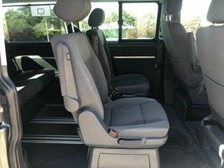 2015 Volkswagen Multivan T5 MY15 TDI340 DSG Comfortline Grey 7 Speed Sports Automatic Dual Clutch