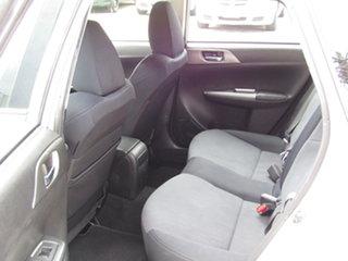 2010 Subaru Impreza G3 MY10 R AWD Adventurine Silver 5 Speed Manual Hatchback