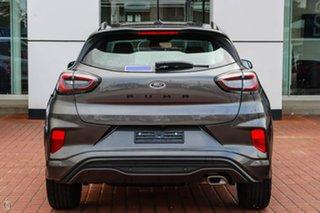 2021 Ford Puma JK 2021.25MY ST-Line Grey 7 Speed Sports Automatic Dual Clutch Wagon.
