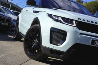 2016 Land Rover Range Rover Evoque L538 MY16.5 HSE Dynamic White 9 Speed Sports Automatic Wagon