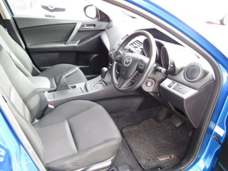 2011 Mazda 3 BL10F1 MY10 Neo Activematic Abyss Blue 5 Speed Sports Automatic Hatchback