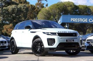 2016 Land Rover Range Rover Evoque L538 MY16.5 HSE Dynamic White 9 Speed Sports Automatic Wagon.