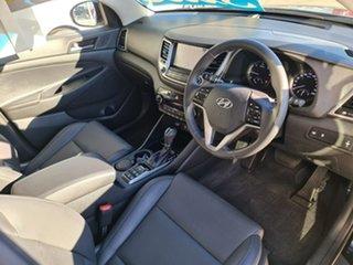 2017 Hyundai Tucson TLe MY17 Elite D-CT AWD Black 7 Speed Sports Automatic Dual Clutch Wagon